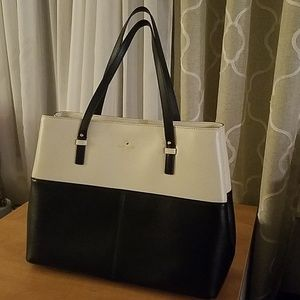 Kate Spade Leather Grand Street Colorblock Gabriel